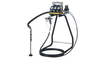 Spraymaq airbrush equipment
