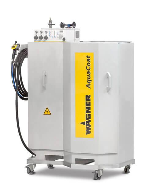 Sparymaq · Electrostatica AquaCoat