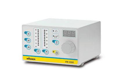 Sparymaq · Electrostatica VM5000