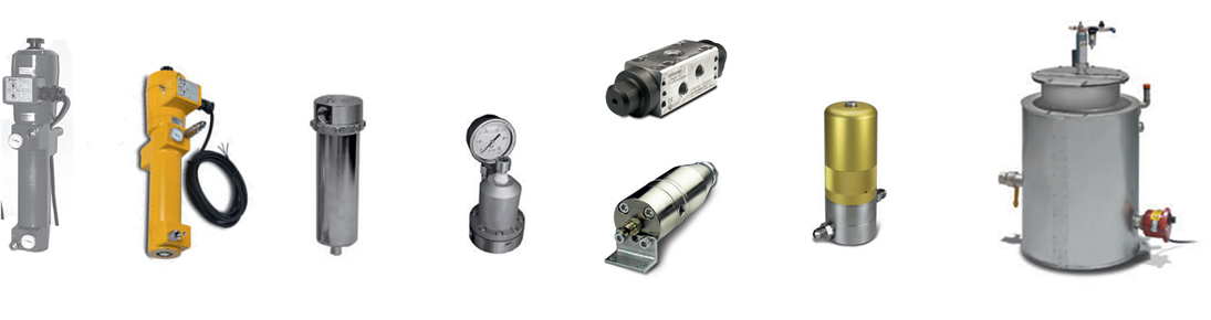 Accessories for extrusion machines