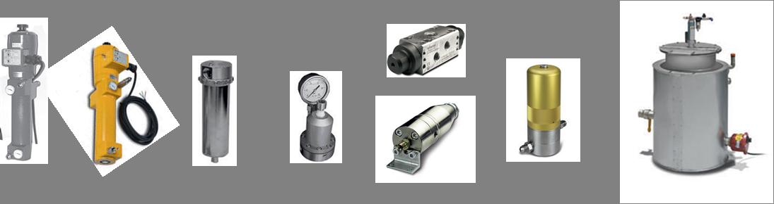 accesorios para maquinas de extrusión