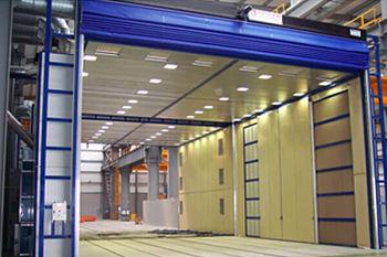 spraymaq cabinas e instalaciones